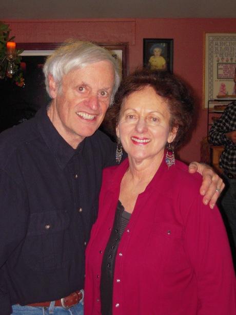 Joe and Martha MacKenzie, Thanksgiving 2010