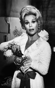 For those of you who didn't get the Ava Gabor in Green Acres reference, here she is.